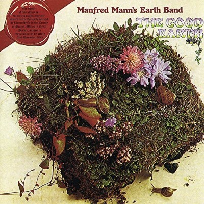 Manfred Mann's Earth Band Good Earth 180gm