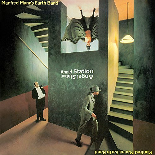 Manfred Mann's Earth Band Angel Station 180 Gm