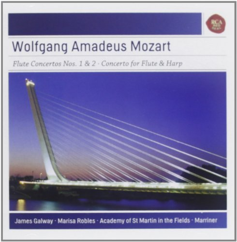 James Galway Mozart Concertos For Flute &