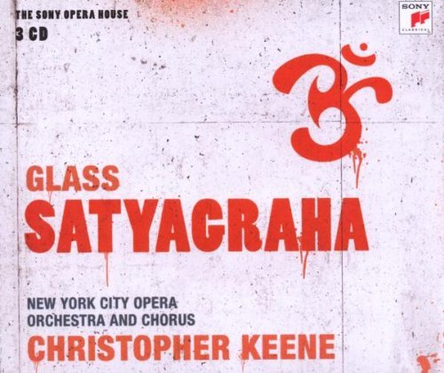 Christopher Keene Glass Satyagraha