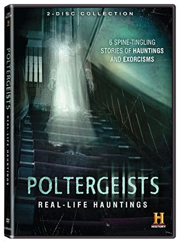 Poltergeists Real Life Hauntings Poltergeists Real Life Hauntings DVD Poltergeists Real Life Hauntings