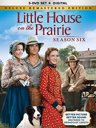 Little House On The Prairie Season 6 DVD