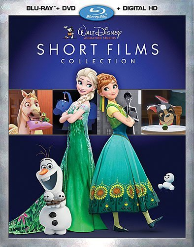 Walt Disney Animation Studios Short Films Collection Walt Disney Animation Studios Short Films Collection Blu Ray Nr
