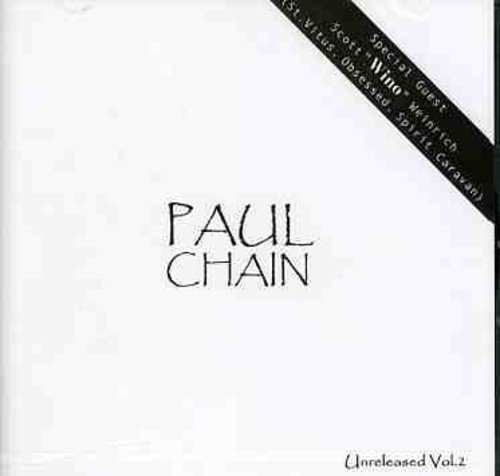 Paul Chain Vol. 2 Unreleased Import Ita