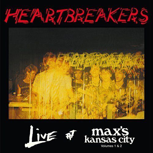 Heartbreakers Live At Max's Volumes 1 & 2