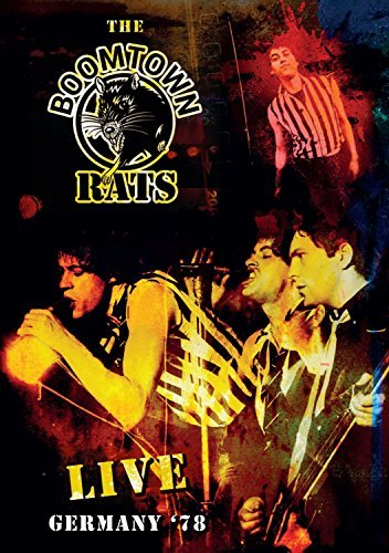 Boomtown Rats Live Germany '78