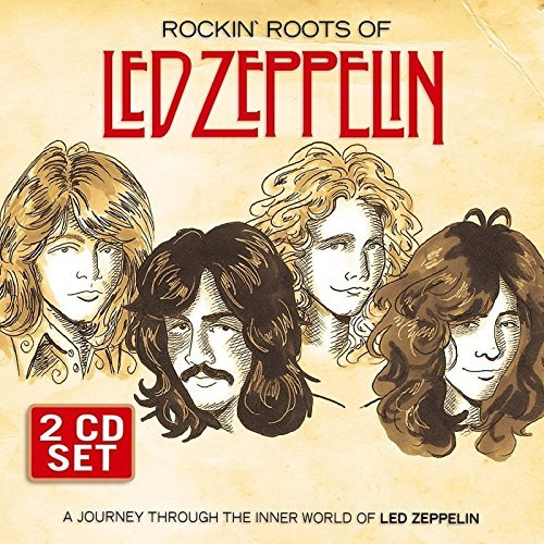 Various Artist Rockin Roots Of Led Zeppelin