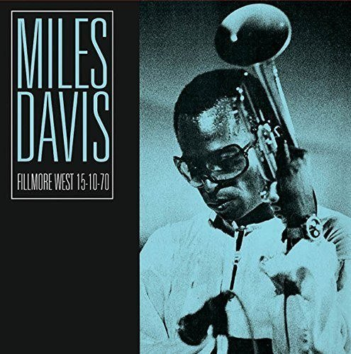 Miles Davis Fillmore West 10 15 70 2lp
