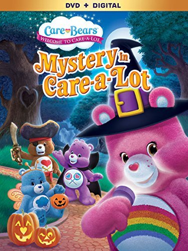Care Bears Mystery In Care A Lot DVD
