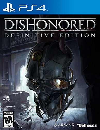 Ps4 Dishonored Definitive Edition Dishonored Definitive Edition