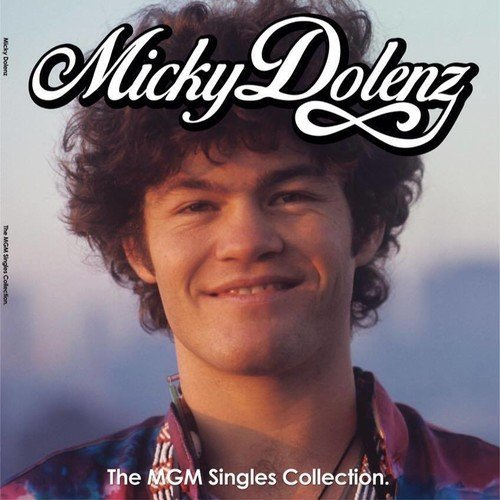 Micky Dolenz The Mgm Singles Collection Blue 180 Gram Vinyl 12 Page Booklet Gatefold Limited To 400 180gm Blue Vinyl Gatefold