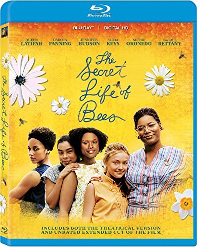 Secret Life Of Bees Latifah Fanning Hudson Keys Blu Ray Pg13