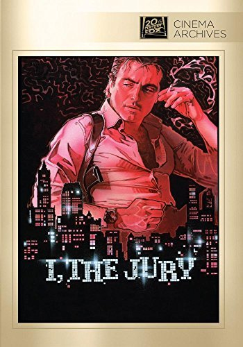 I The Jury Assante Carrera DVD Mod This Item Is Made On Demand Could Take 2 3 Weeks For Delivery