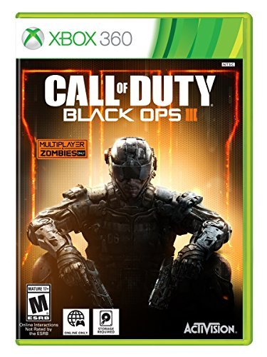 Xbox 360 Call Of Duty Black Ops 3 Call Of Duty Black Ops 3