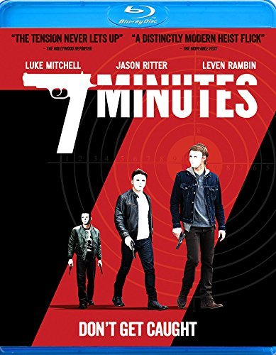 7 Minutes Ritter Mitchell Blu Ray