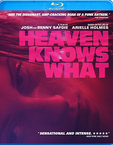 Heaven Knows What Holmes Jones Duress Blu Ray R