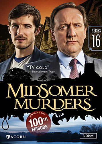 Midsomer Murders Series 16 DVD
