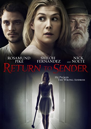 Return To Sender Pike Fernandez Nolte DVD Nr