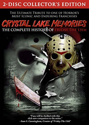 Crystal Lake Memories Complete History Of Friday The 13th Crystal Lake Memories Complete History Of Friday The 13th DVD Nr
