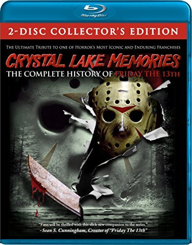 Crystal Lake Memories Complete History Of Friday The 13th Crystal Lake Memories Complete History Of Friday The 13th Blu Ray Nr