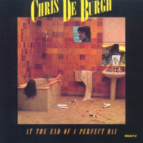 Chris De Burgh At The End Of A Perfect Day Import Gbr