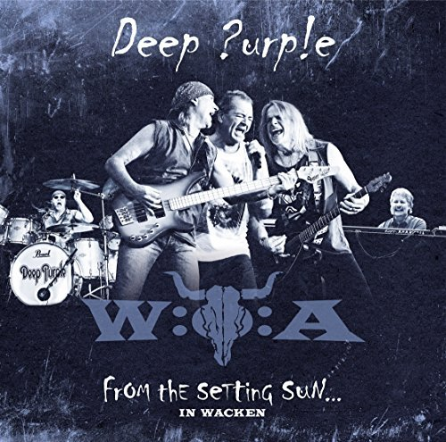 Deep Purple From The Setting Sun (in Wacke