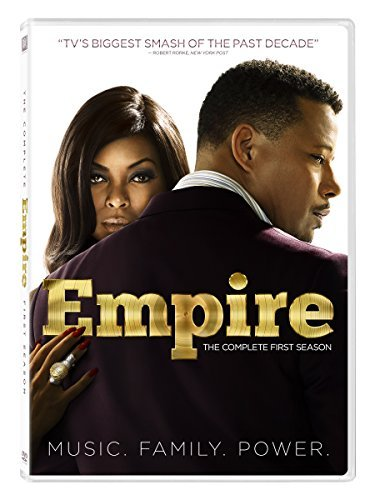 Empire Season 1 DVD