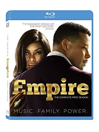 Empire Season 1 Blu Ray