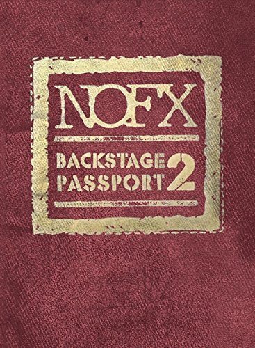 Nofx Backstage Passport 2