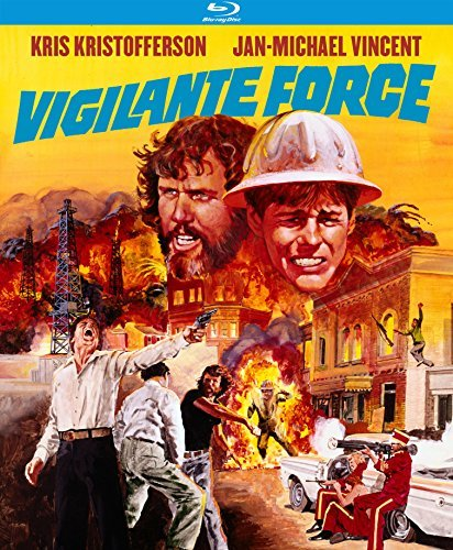 Vigilante Force Vincent Kristofferson Blu Ray Pg