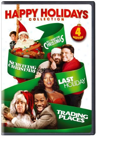 Happy Holidays Four Movie Coll Happy Holidays Four Movie Coll Nr 4 DVD