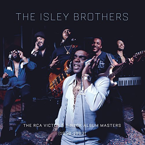 Isley Brothers Rca Victor & T Neck Album Mast