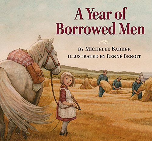 Michelle Barker A Year Of Borrowed Men