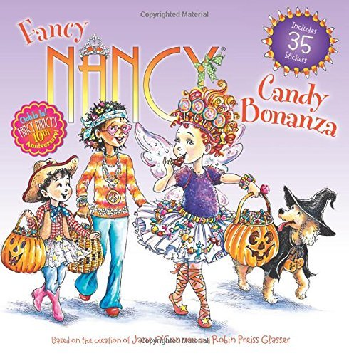 Robin Preiss Glasser Fancy Nancy Candy Bonanza