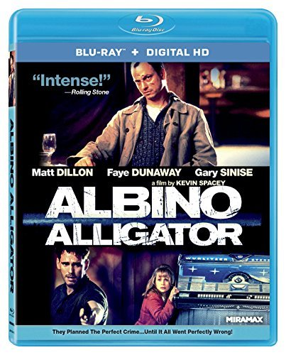Albino Alligator Dillion Dunaway Sinise Blu Ray Dc R