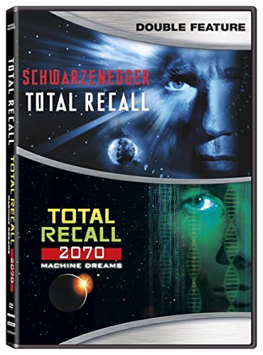 Total Recall Total Recall 2070 Double Feature DVD