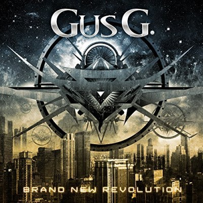 Gus G. Brand New Revolution