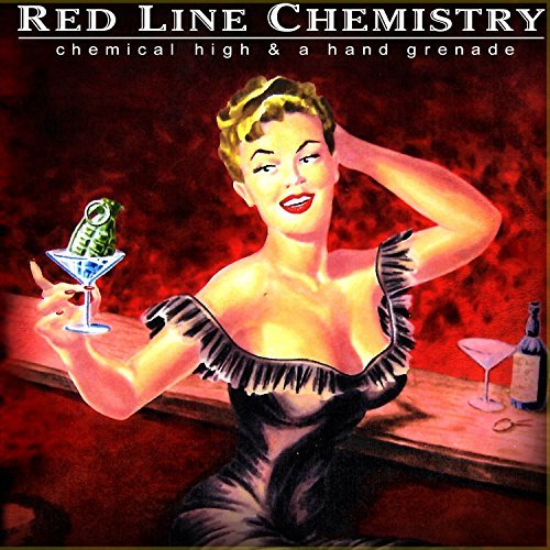 Red Line Chemistry Chemical High & Hand Grenade Chemical High & Hand Grenade