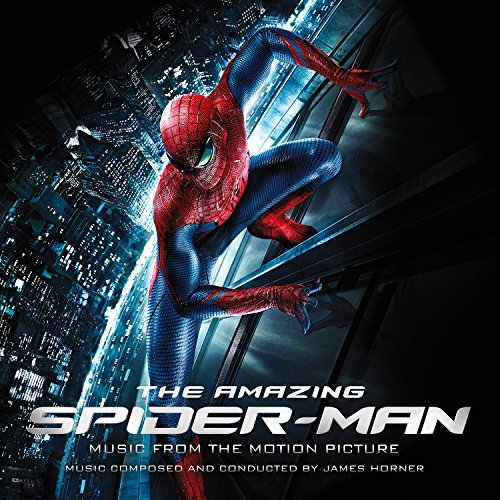 The Amazing Spiderman Soundtrack Limited To 1000 Copies Music By James Horner