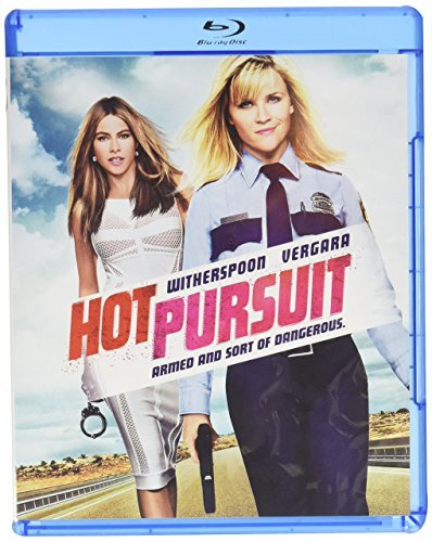 Hot Pursuit Witherspoon Vergara Blu Ray DVD Pg 13