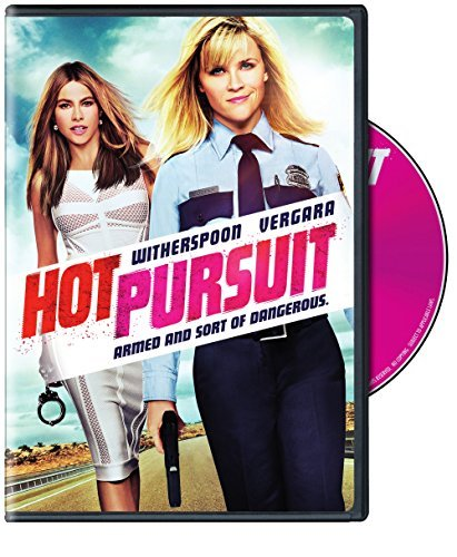 Hot Pursuit Witherspoon Vergara DVD Pg 13