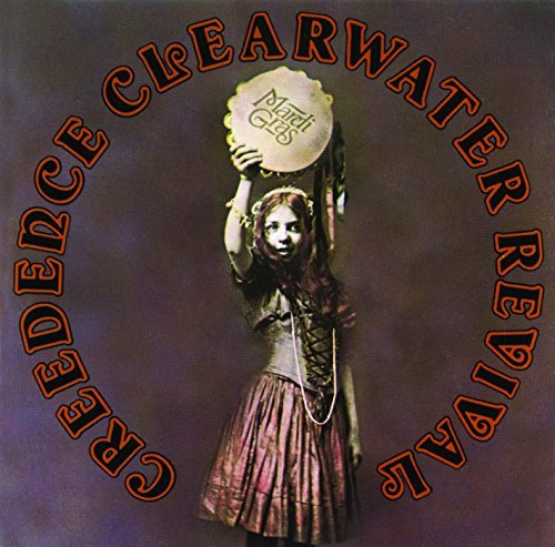 Creedence Clearwater Revival Mardi Gras