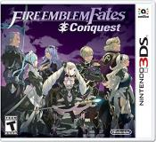 Nintendo 3ds Fire Emblem Fates Conquest