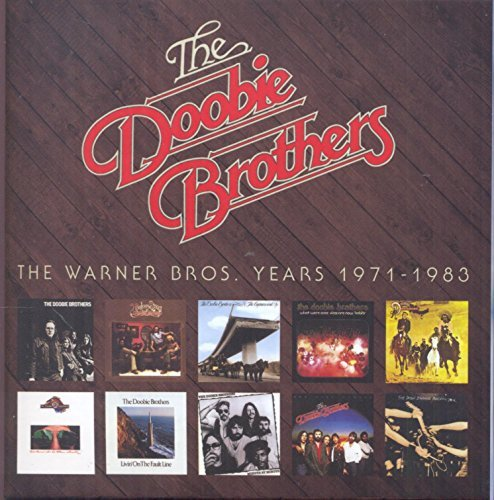 Doobie Brothers Warner Bros Years 1971 1983
