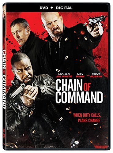 Chain Of Command White Ryan Austin DVD R