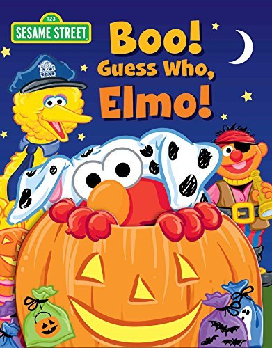 To Be Determined Tbd Sesame Street Boo! Guess Who Elmo!