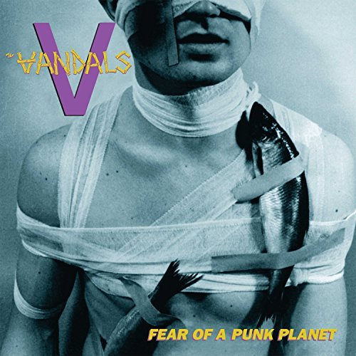 Vandals Fear Of A Punk Planet (purple Vinyl) Explicit Version Fear Of A Punk Planet (purple Vinyl)