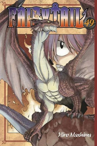 Hiro Mashima Fairy Tail 49