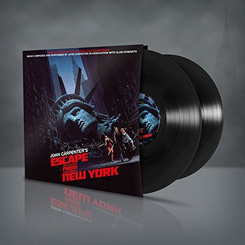 Escape From New York Soundtrack Lp