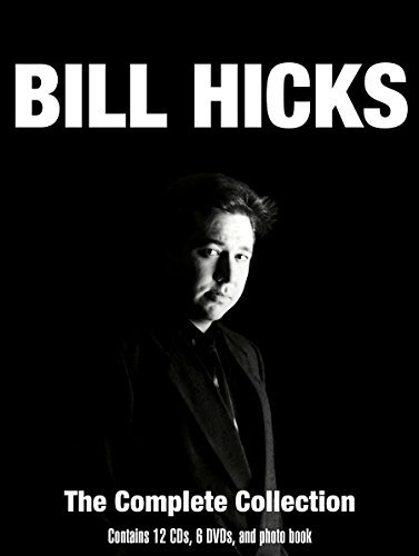 Bill Hicks Complete Collection Explicit Version Complete Collection